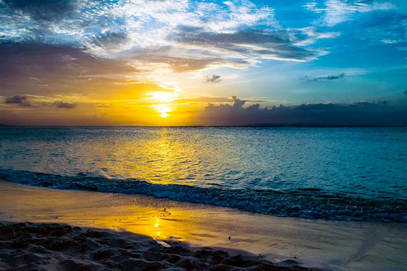 Sunset Photos in Turks and Caicos