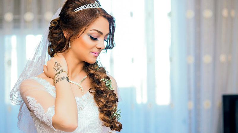 Sweatproof Your Wedding Makeup