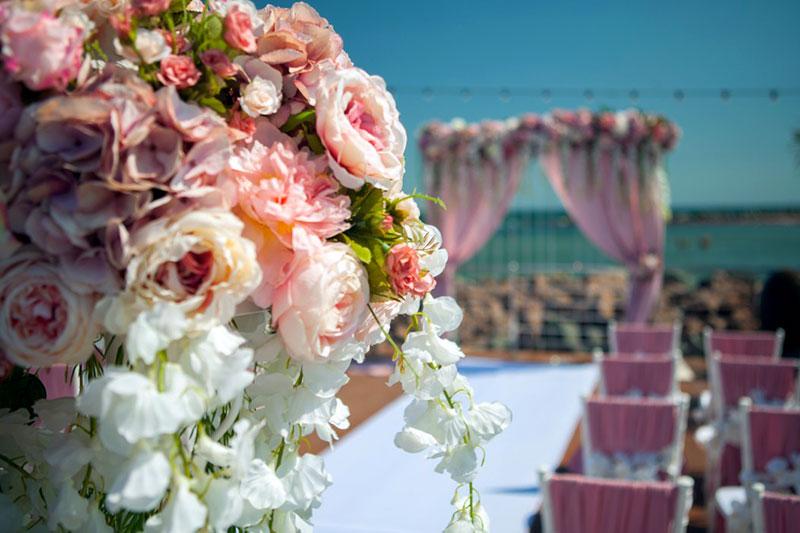 Summer Wedding Flower Colors